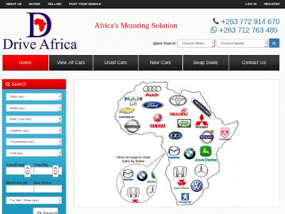 Drive Africa